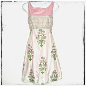 Anthropologie dress by Moulinette Soeurs